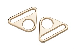 Triangle Rings 40 mm